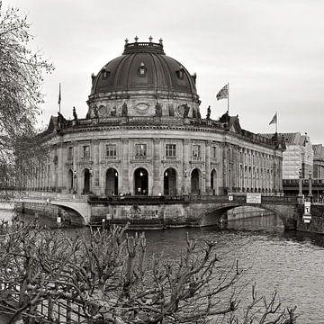 Bode-Museum - Museumsinsel - Berlin van Silva Wischeropp