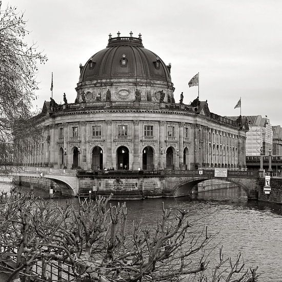 Bode-Museum - Museumsinsel - Berlin