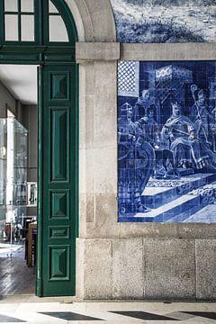 São Bento in Porto van Jessica Arends