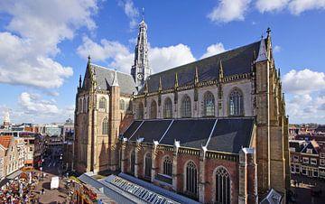 Grote Kerk / St. Bavochurch, Haarlem (2016) von Eric Oudendijk
