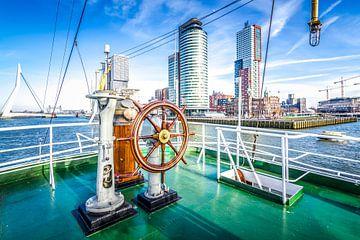 Rotterdam sailing van Peter Dane
