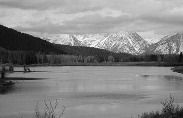 Jasper National Park van Marco van der Veldt