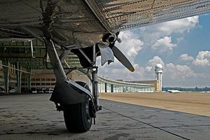 Oud Berlijn Tempelhof Luchthaven