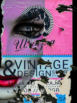 VINTAGE & DESIGN van Gabi Hampe