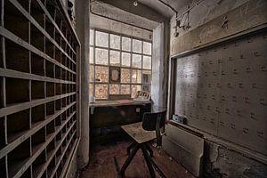 Das Gefängnis von