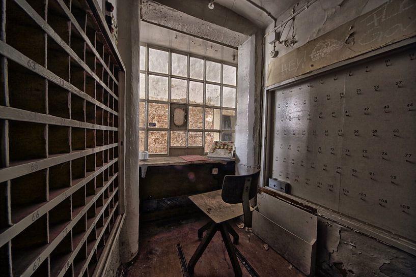 Das Gefängnis von Marius Mergelsberg