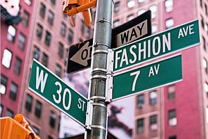 Fashion Ave van David Potter