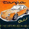 Porsche 911 Targa von Jeroen Quirijns Miniaturansicht