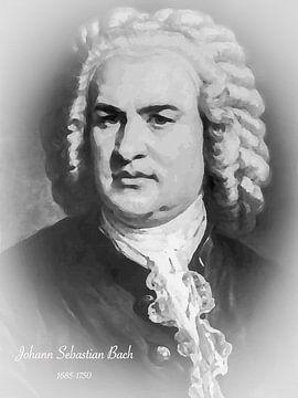 Johann Sebastian Bach von Hans Levendig (lev&dig fotografie)