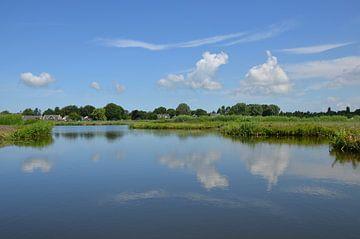Nederlandse landschap van Corinna Vollertsen