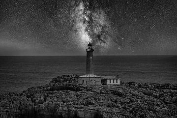 Santander mystical vuurtoren van Faucon Alexis