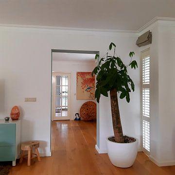 Kundenfoto: Kohlmeise auf Paulownia-Zweig, Ohara Koson