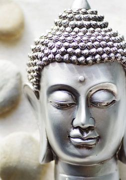 Boeddha hoofd Feng Shui van Tanja Riedel