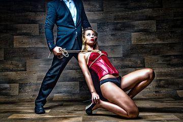 BDSM Couple Rope Submission von Rod Meier