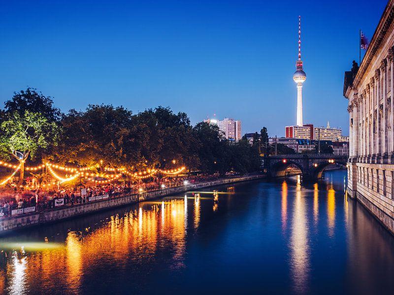 Berlin – Monbijou Park / Strandbar Mitte van Alexander Voss
