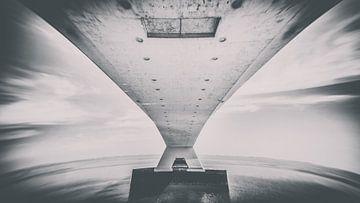 Bijzondere architectuur van de Zeelandbrug van Fotografiecor .nl