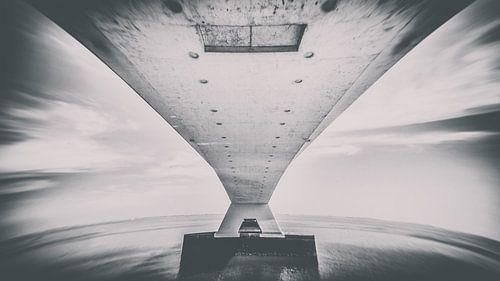 Bijzondere architectuur van de Zeelandbrug