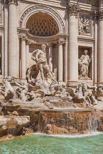 Trevi-Brunnen, Rom, Italien von