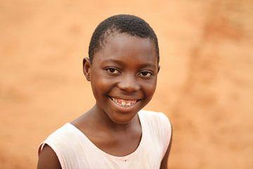 African smile von Aristide Koudaya