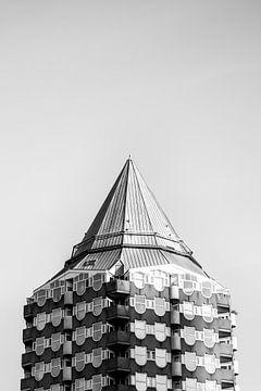 Blaaktoren Rotterdam von Daan Nieuwland