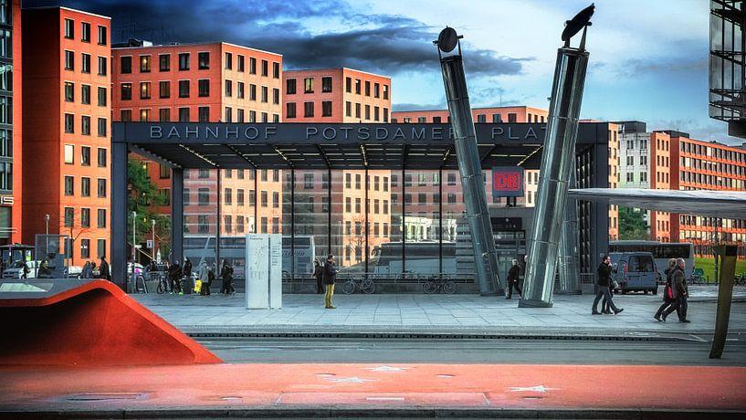 Potsdamer Platz Berlin von Holger Debek