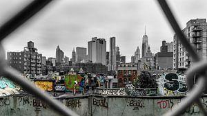 Blick von der Manhattan Bridge