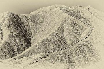De weg omhoog von Paul Roholl
