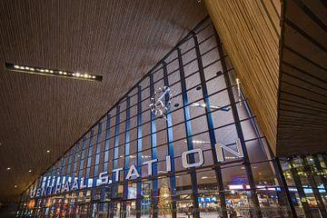 Rotterdam - Centraal Station van Maarten de Waard
