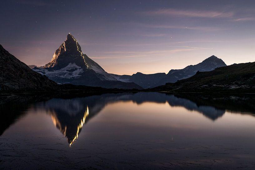 Matterhorn 150 van Thomas C