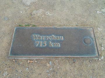 Warschau Polen 713 KM van Wilbert Van Veldhuizen