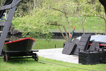 Bootwerf von M Ravensbergen