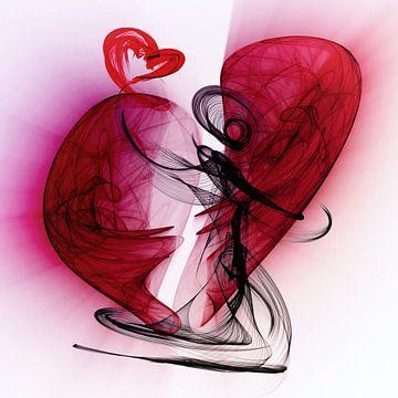 Heart healer van Dagmar Marina