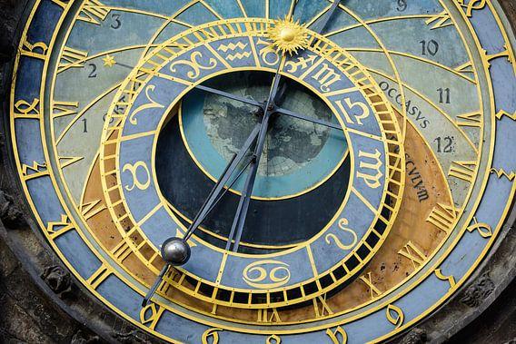 Astronomische Klok van Ronne Vinkx