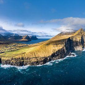 Oost Faeröer Eilanden van Nick de Jonge - Skeyes