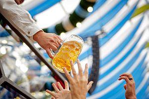 Im Bier-Himmel von Annette Sandner