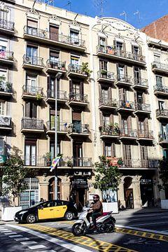 Architektur Barcelona von Tine Schoemaker