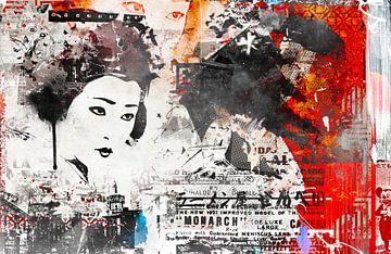Monarchin Geisha von Teis Albers
