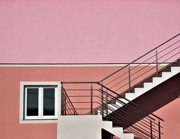 Urban texture - Kroatië, Arnon Orbach van 1x
