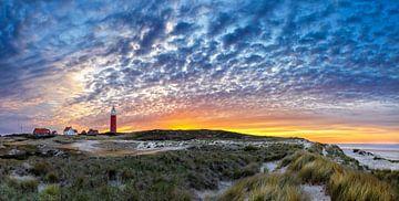 Noordelijkste puntje van Texel. van Justin Sinner Pictures ( Fotograaf op Texel)