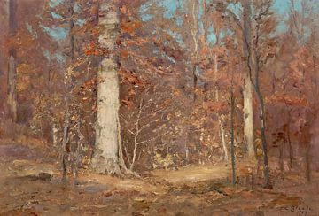 T C. Steele (Amerikaner, 1847-1926)~Landschaft (2)