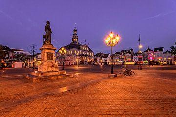 Markt Maastricht van Aron Nijs