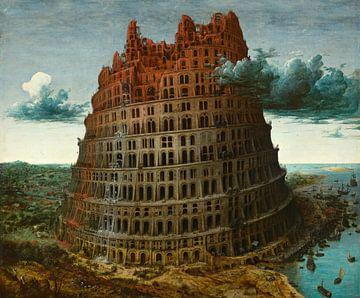Der kleine Turmbau zu Babel, Pieter Bruegel der Ältere