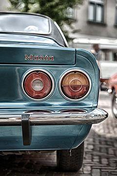 Opel Manta A (1975) van