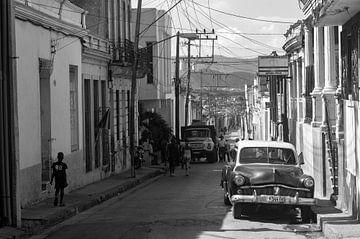 Zurück in der Zeit in Santiago de Cuba von Zoe Vondenhoff