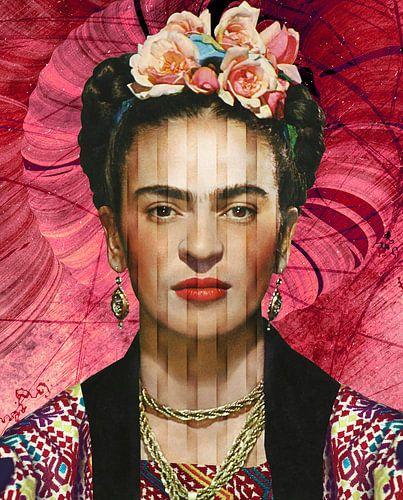 Frida Kahlo van Harald Fischer