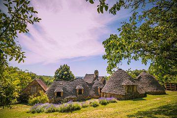 Die Hütten von Breuil von Peter Heins