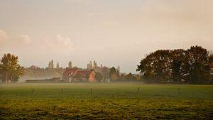 Brabants landschap van