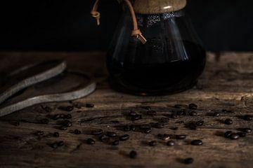 product fotografie van koffie von Tom Knotter