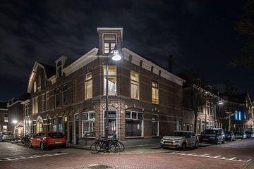 Korte Hansenstraat Leiden von Dirk van Egmond