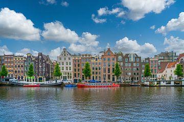 De Amstel in Amsterdam van Ivo de Rooij